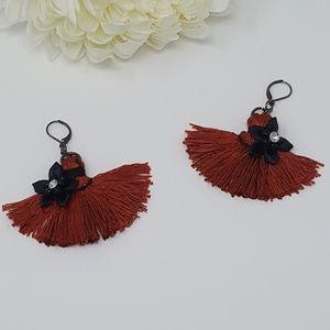 Jewelry - Fan Earrings